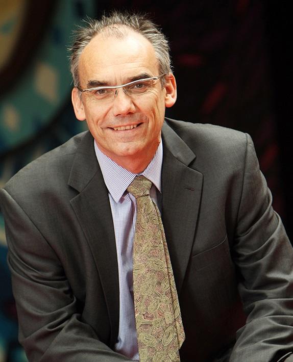 Professor David Morrison